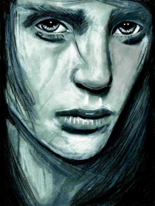 Cristina Otero by brainfree